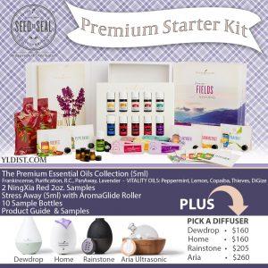 essential oils starter kit