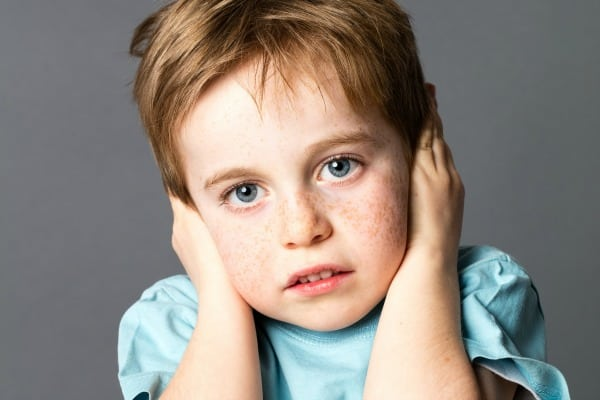 protect children's ears from frivolous suicide statements