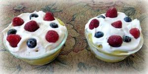 Mini Gluten Free Special Occassion Trifles