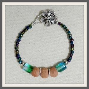 """""""Kia Hua"""" Aromatherapy Bracelet"""