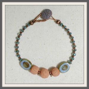 """""""Misty Aromatherapy Bracelet"""