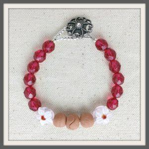 """Aroha"" Aromatherapy Bracelet"