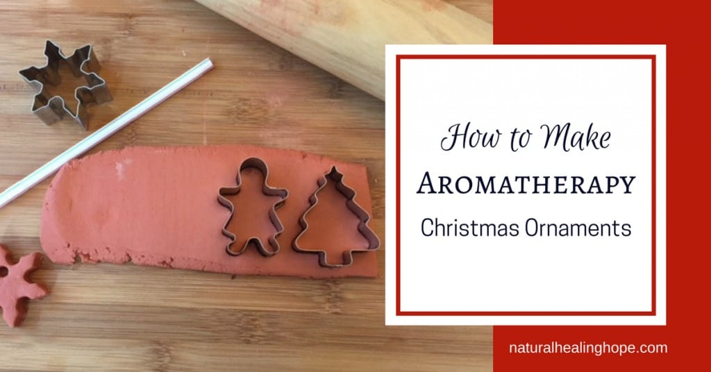Aromatherapy Christmas Ornaments