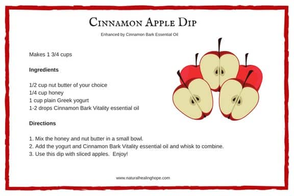 Cinnamon Apple Dip