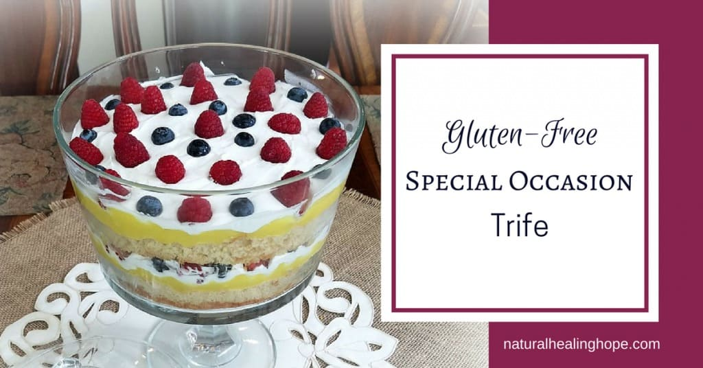 Gluten-Free Special Occasion Trifle