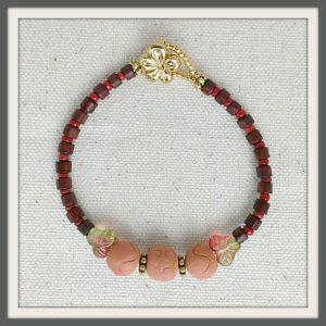 """Harikoa"" Aromatherapy Bracelet"