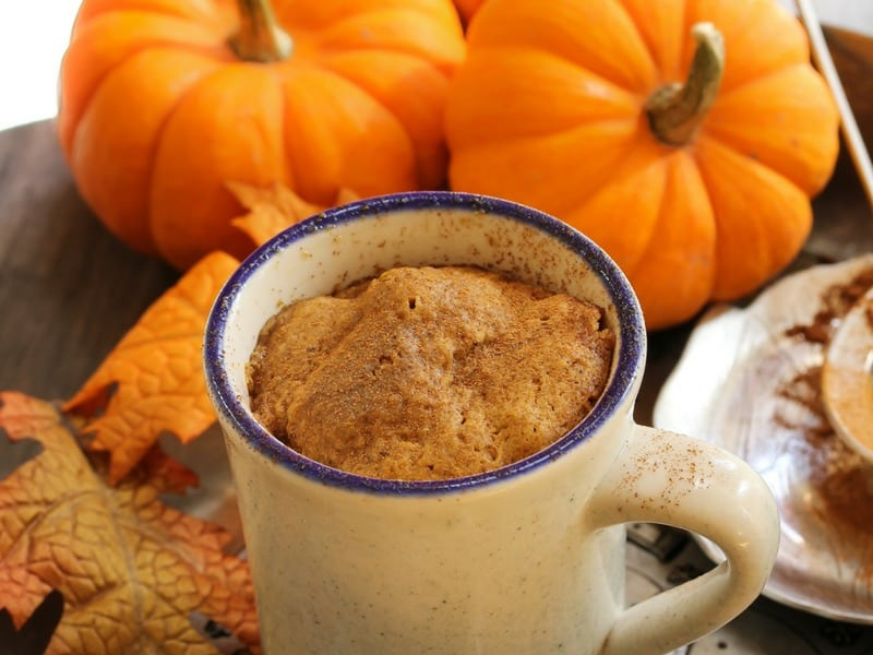 Healthy Pumpkin Spice Latte To Save Money and Calories