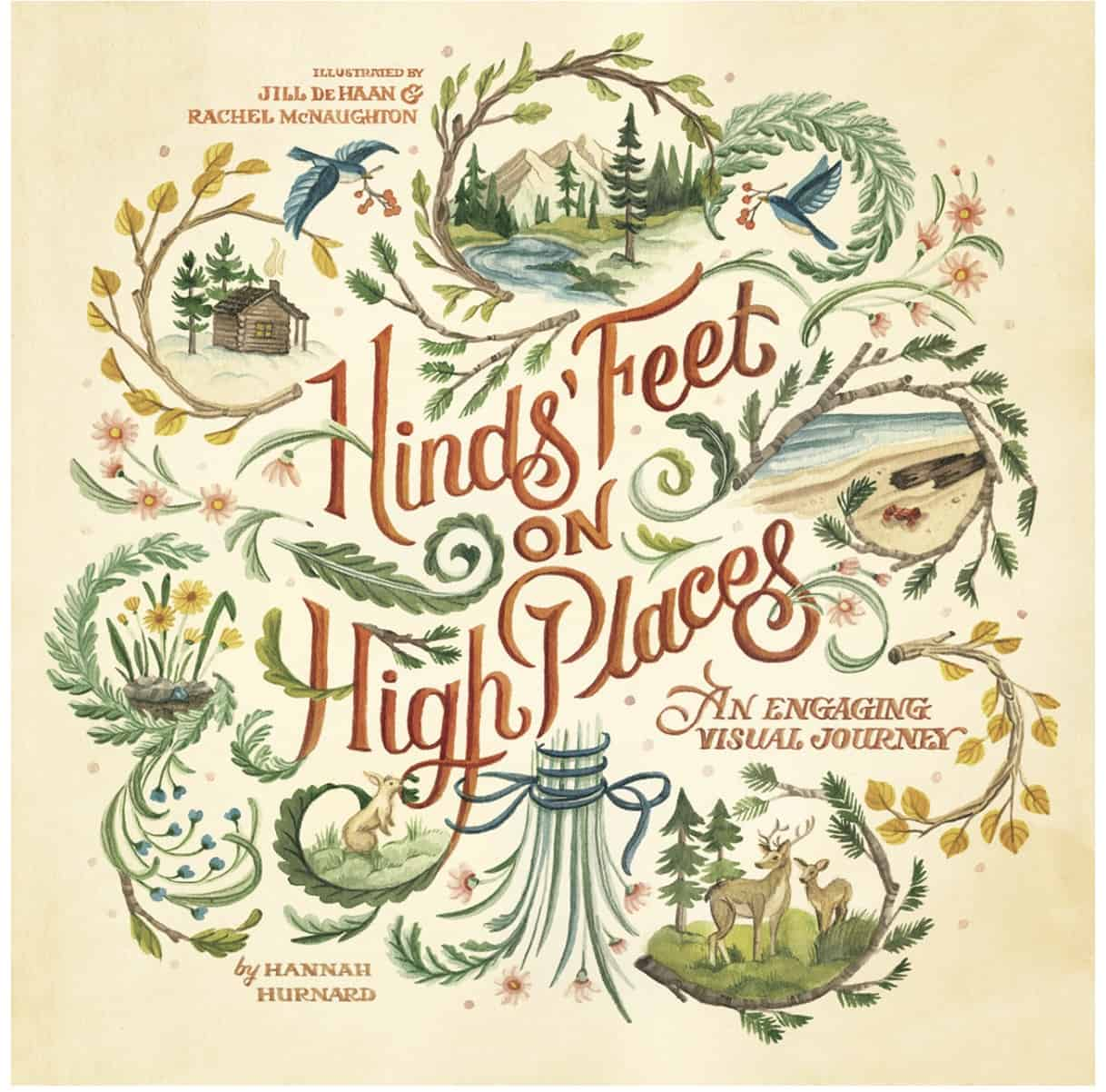 Illustrated Book of Hinds Feet on High Places