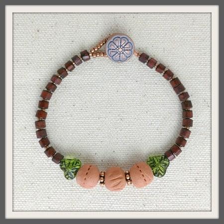 """""""Kia Ora"""" Aromatherapy Bracelet"""