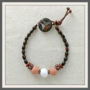 """""""Pippa"""" Aromatherapy Bracelet"""