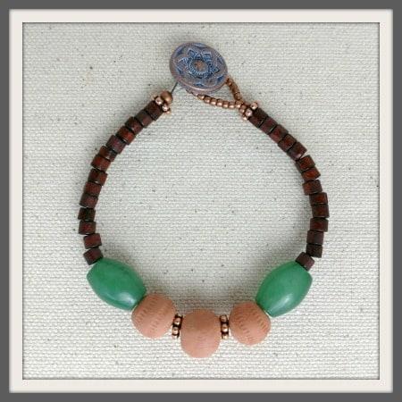 """Taonga"" Aromatherapy Bracelet"