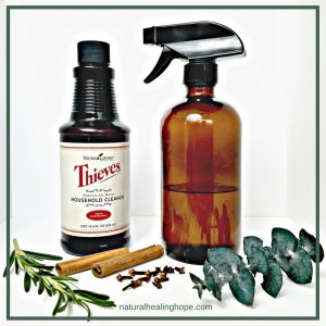Thieves Cleaner can help you avoid getting sick