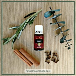 Thieves Essential Oil can help you avoid getting sick