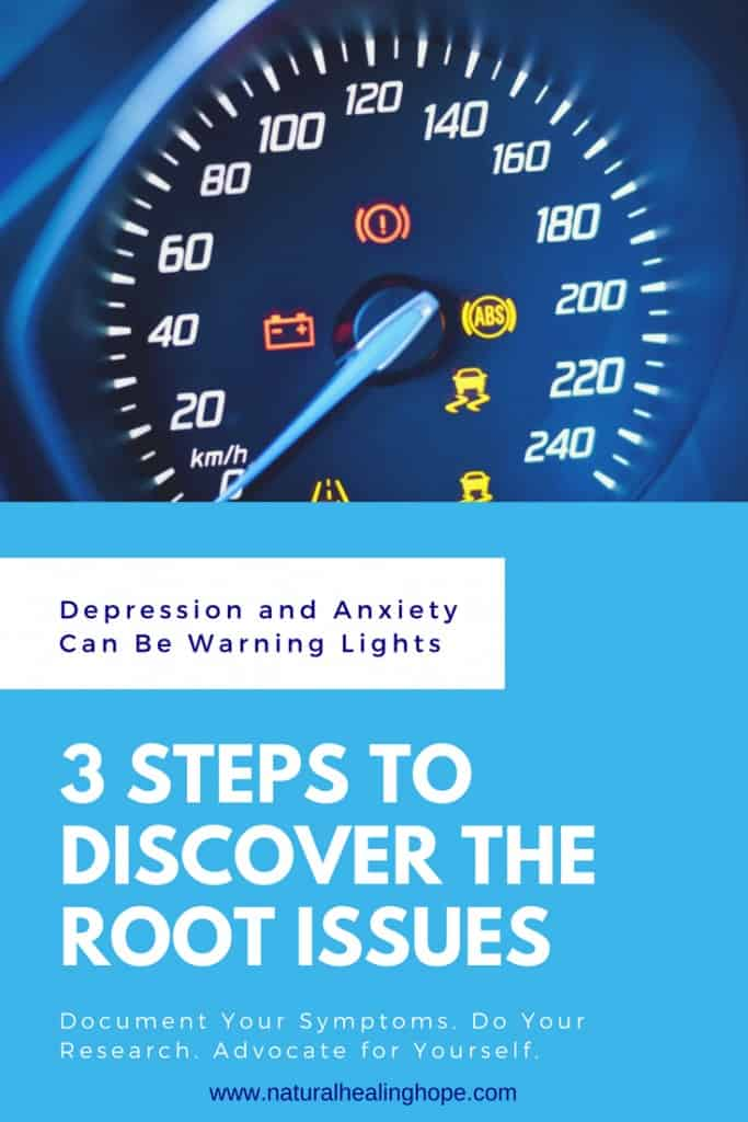 Warning Lights Steps to DiscoverIng