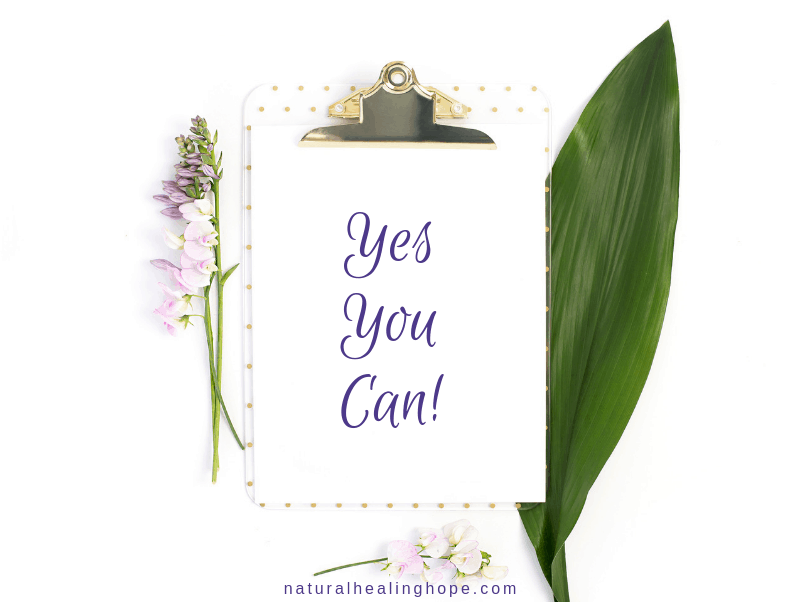 Yes You Can! Be Your Own Health Coach