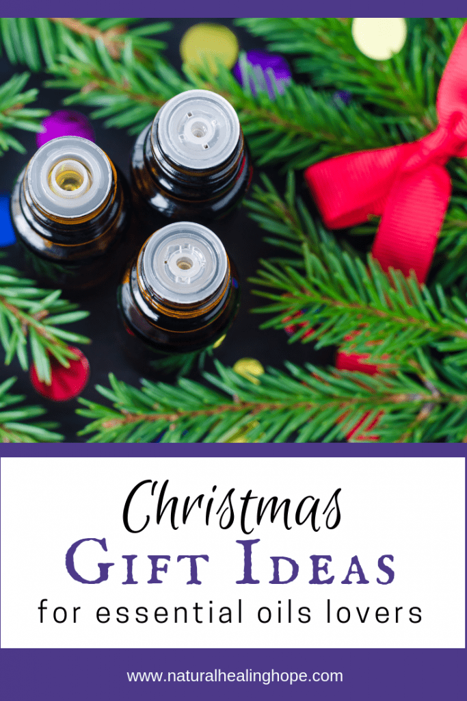 Christmas Gift Ideas for Essential oils lovers