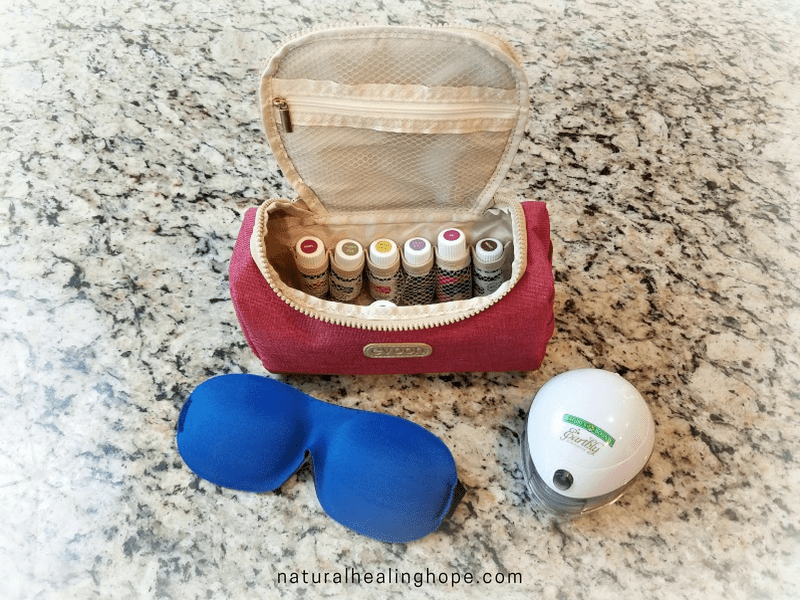 Essential Oil Storage Ideas for Home and Travel