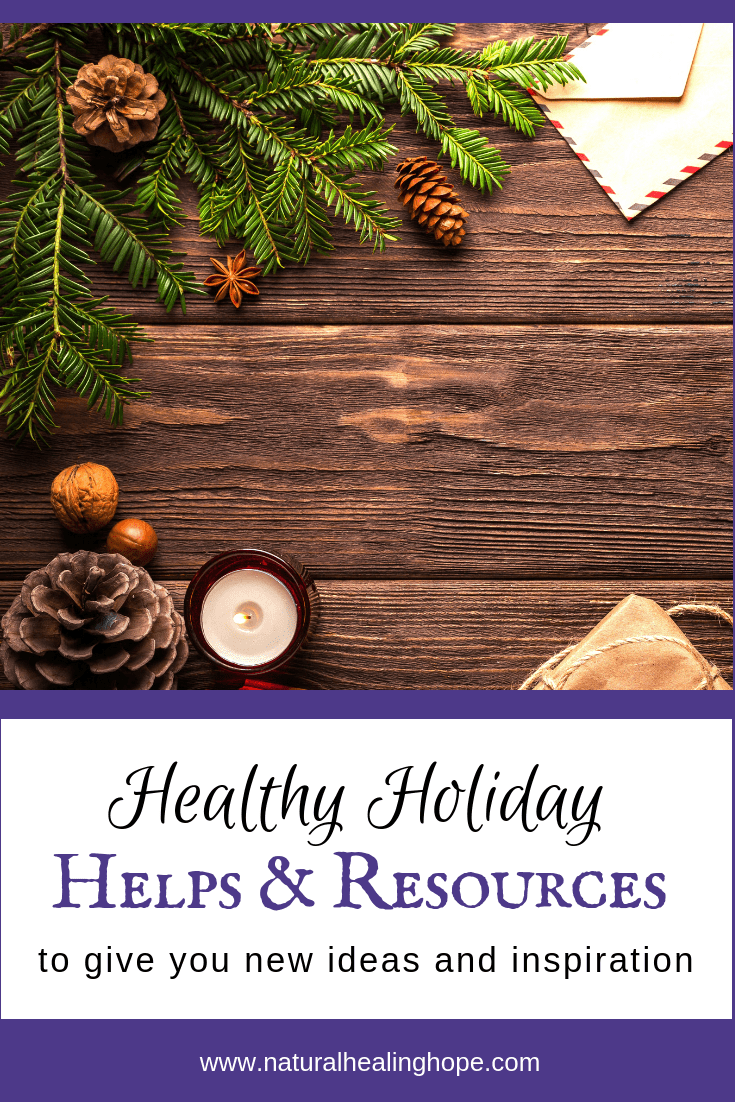 Healthy Holiday Helps & Resources