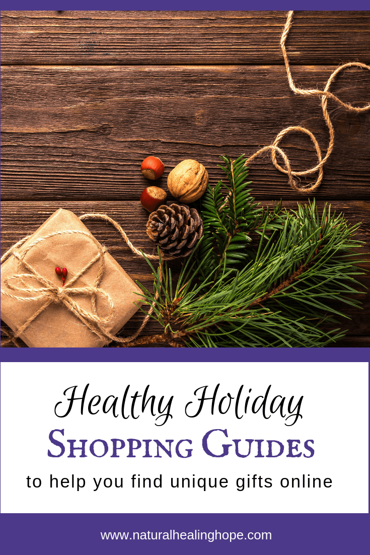 Healthy Holiday Shopping Guide
