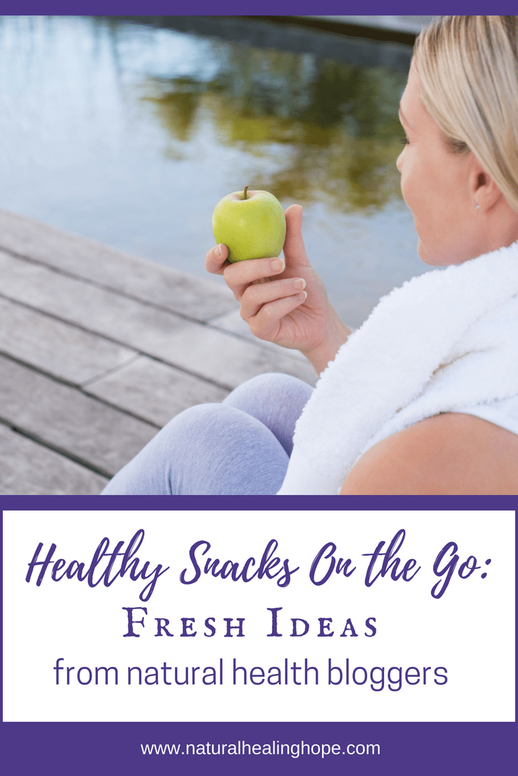 Health Snacks on the Go: Fresh Ideas from Natural Bloggers