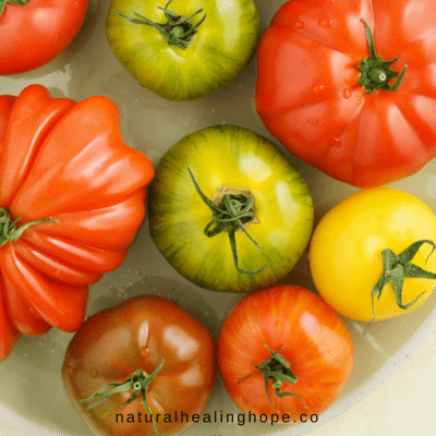 What To Do With All Your Heirloom Tomatoes
