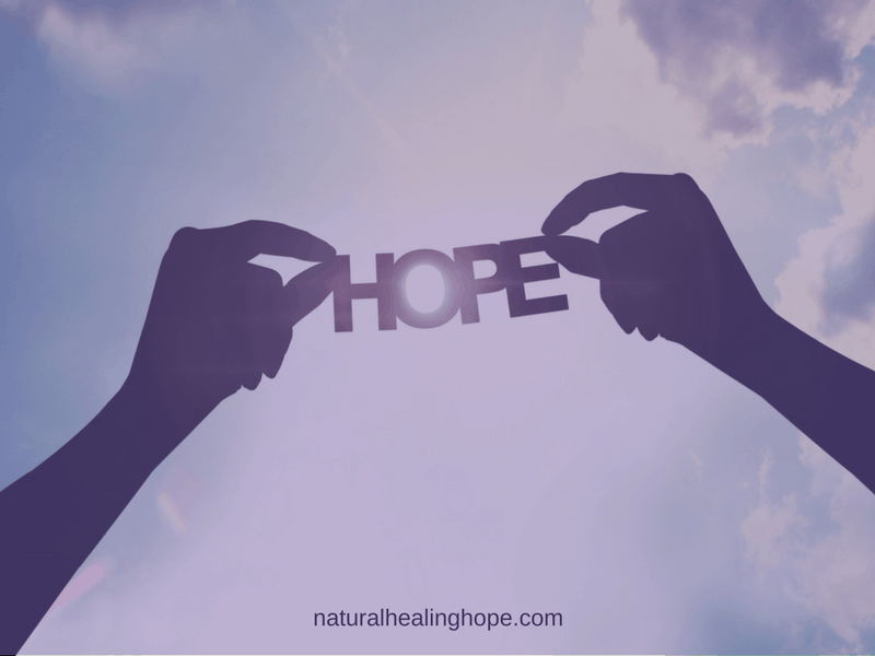 How To Hold Onto Hope When You Are Hanging By A Thread