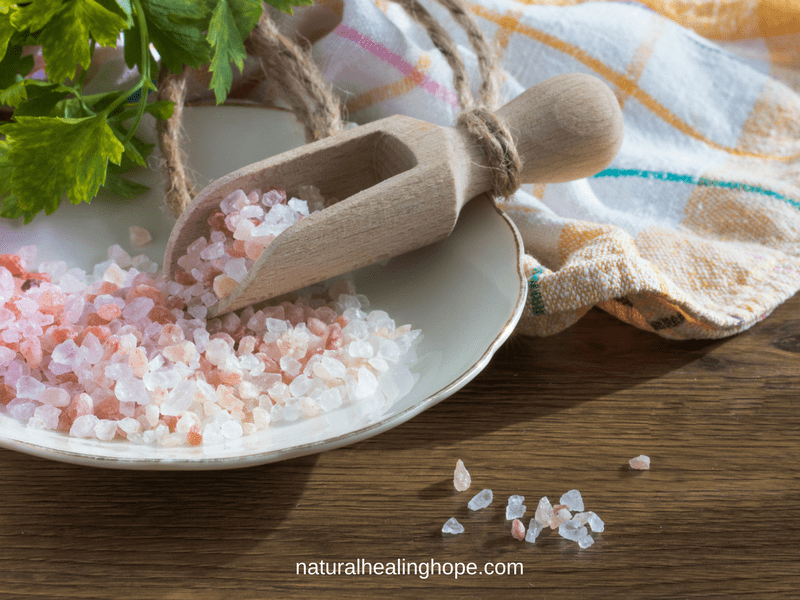 How to Use Himalayan Pink Salt to Improve Your Health and Wellbeing