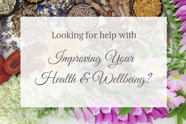 Improving Your Health & Wellbeing Info