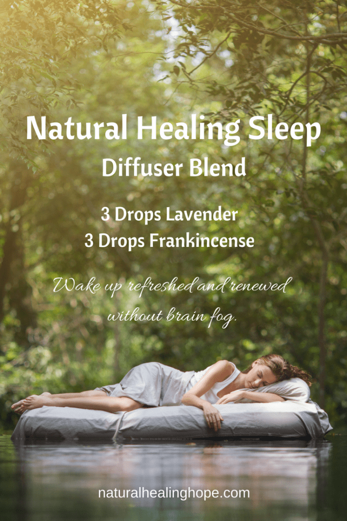 Aromatherapy Blend for Sleep