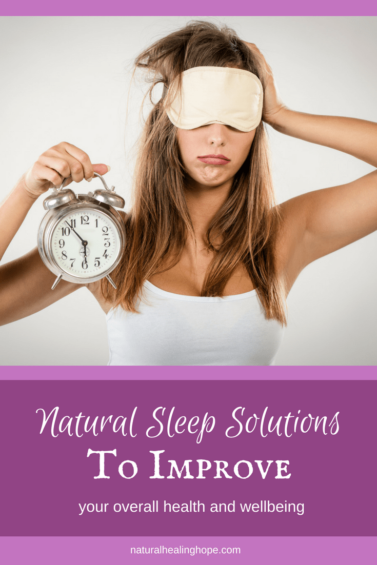 Natural Sleep Solutions