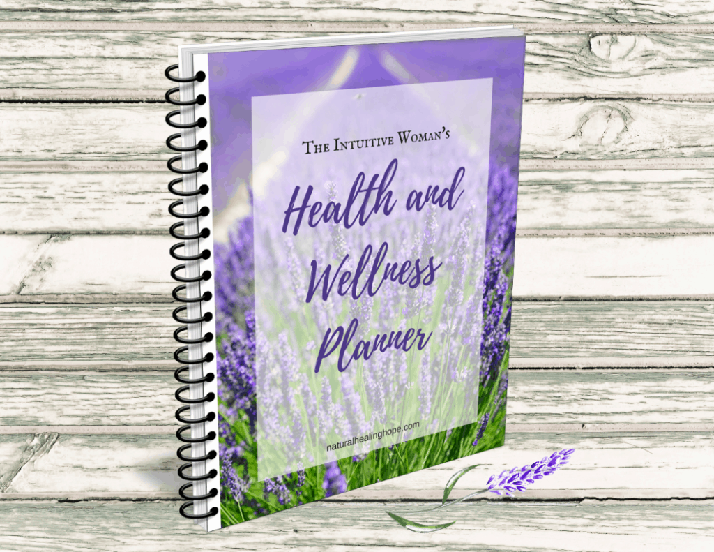 The Intuitive Woman's Health and Wellness Planner