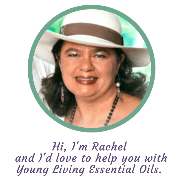 Hi, I am Rachel, and I'd love to help you with Young Living Essential Oils.