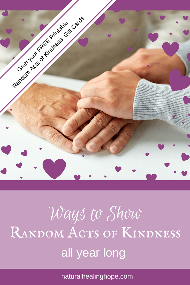 Ways to Show Random Acts of Kindness