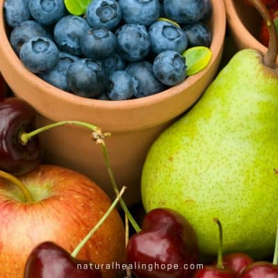 Restore Your Health with Healing Foods