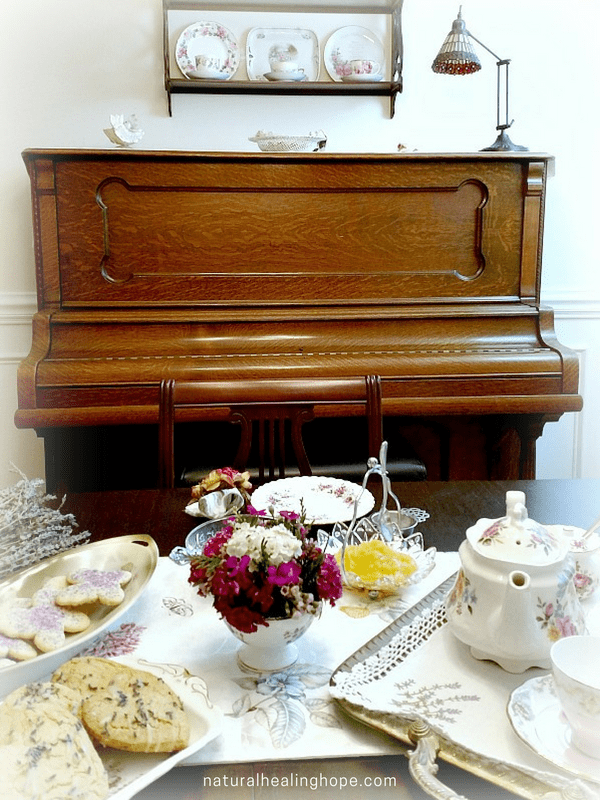 Antique Piano- Family Heirlooms