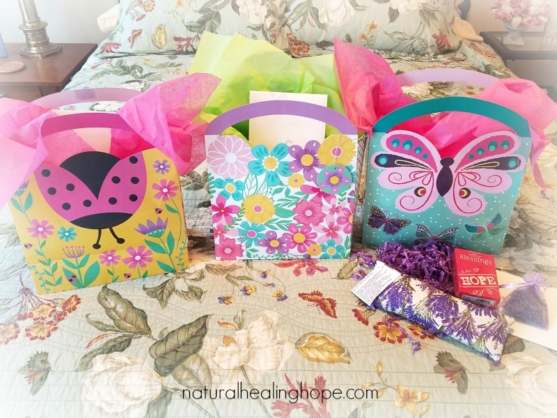 DIY Lavender Eye Pillows Make Great Gifts
