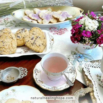Plan a Special Lavender Tea Party for Someone You Love
