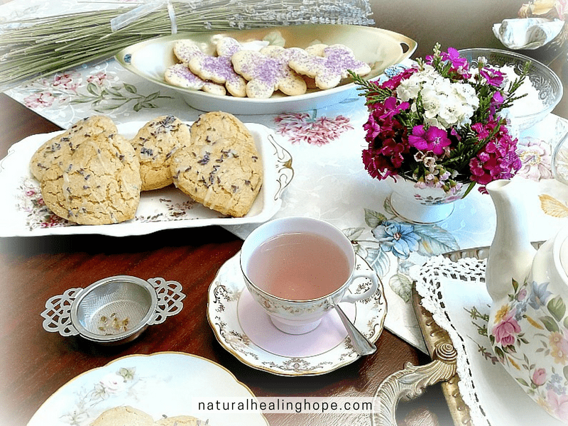 How to Plan a Special Lavender Tea Party